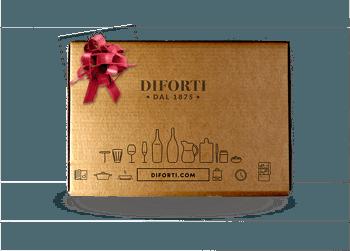 Diforti box Italian antipasti delivered