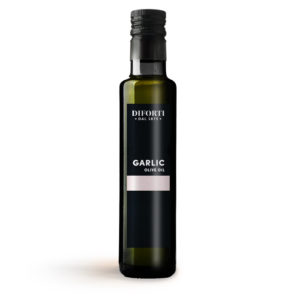 Diforti garlic extra virgin olive oil