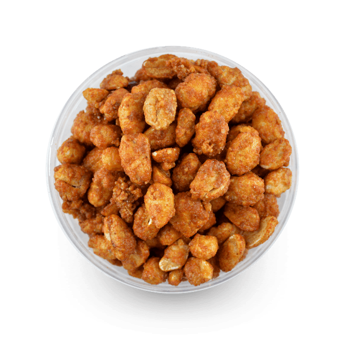 Chilli & Honey Peanuts