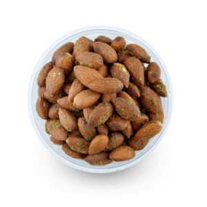 Chilli and Lime Almonds