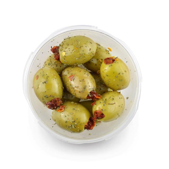 Marinated Fresh Olives | Diforti | The Perfect Party Snack