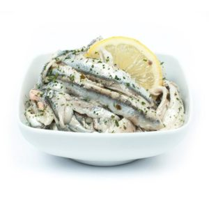 Anchovies Fillets 1kg