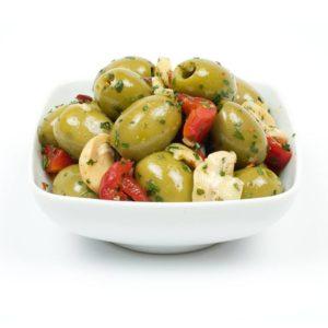 Boscaiola Olives 1kg