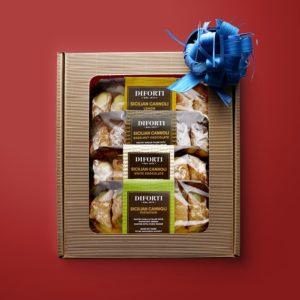 Sicilian pastries bundle