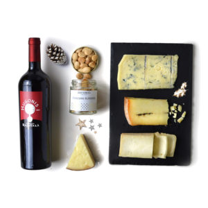 Perfect Pairings Wine & Cheese Box