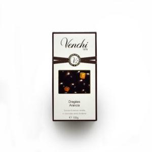 candied orange peels dark chocolate
