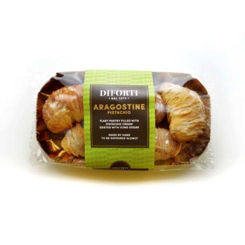aragostine pistachio cream