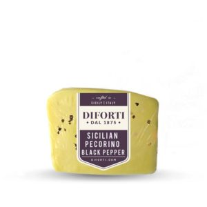 Sicilian Pecorino With Black Pepper 180g