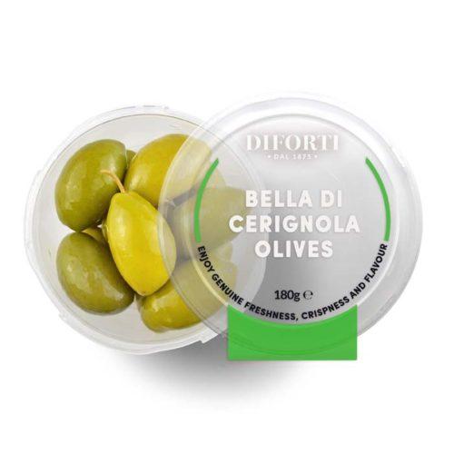 Bella-Di-Cerignola-Olives-180g-Diforti