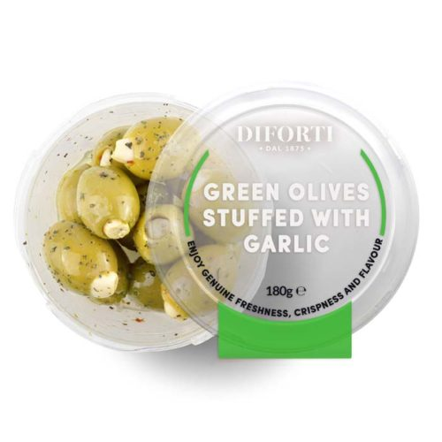 Green-Olives-Stuffed-With-Garlic-180g-Diforti