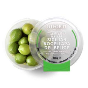 Nocellara Del Belice Olives - Caselvetrano - Sicily