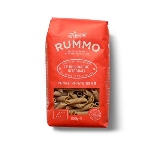 Rummo-Organic-Wholemeal-Penne-Rigate-500g
