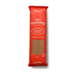 Rummo Organic Wholemeal Spaghetti 500g