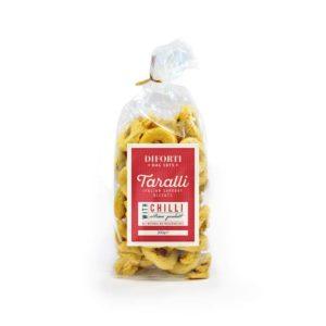 taralli with chilli 200g