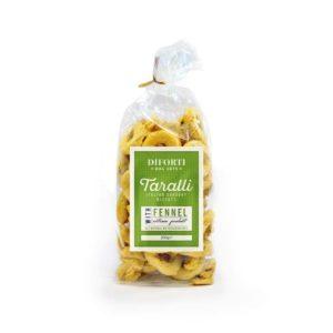 Taralli with fennel 200g