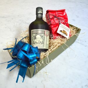 Deluxe Rum & Chocolate Cantucci Gift