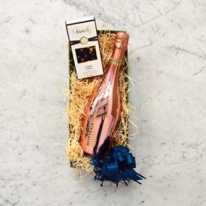 Spumante Rose & Chocolate Gift