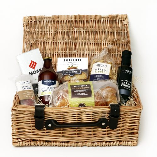 small sweet & savory hamper