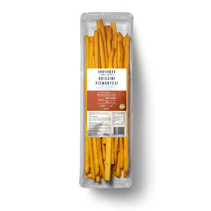 Breadsticks -Tradizionale- Top quality - Diforti - Buy Online - Italian  Food Online