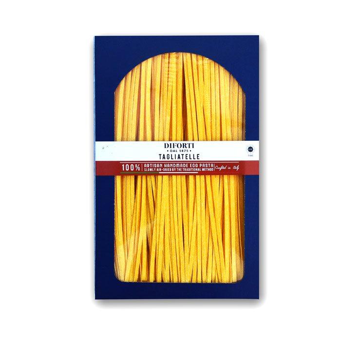 Pasta - Tagliatelle - Top quality - Diforti - Buy Online - Italian Food  Online