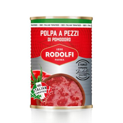 chopped tomato rodolfi