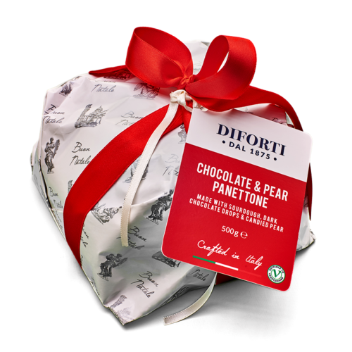 Diforti – ChocolatePear_White